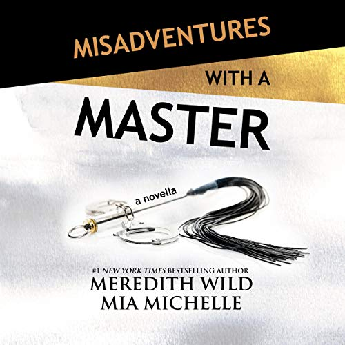 Misadventures with a Master audiobook cover art