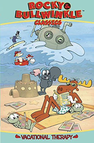 Rocky & Bullwinkle Classics Volume 2: Vacational Therapy