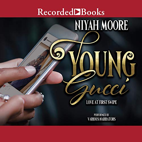 Young Gucci audiobook cover art