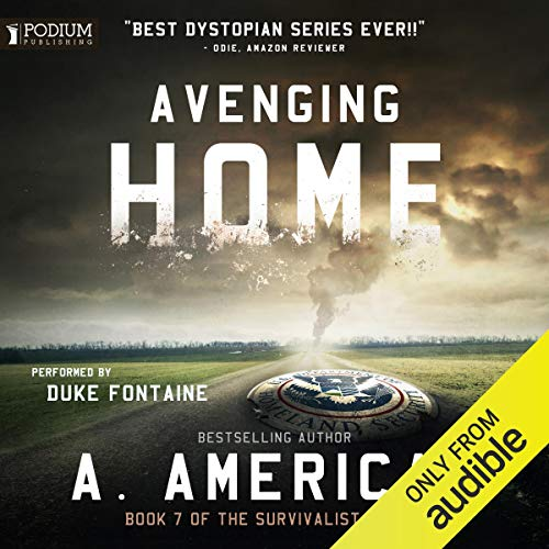 Page de couverture de Avenging Home