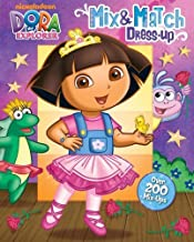 Dora the Explorer Mix & Match Dress-up (Mix and Match) by Nickelodeon Dora the Explorer (2012-02-07)