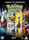 Pokemon Movie: Diamond & Pearl Collection [DVD] [Reino Unido]