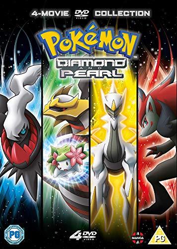 Pokemon Movie: Diamond & Pearl Collection [DVD]