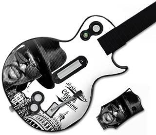 MusicSkins MS-CB10026 Guitar Hero Les Paul- Xbox 360 & PS3- Chuck Brown- Godfather of Go-Go Skin