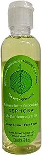 SEPHORA COLLECTION Micellar Cleansing Water & Milk-Green Tea - mattifying & anti-blemish (water)-SIZE 3.38 oz/ 100 mL
