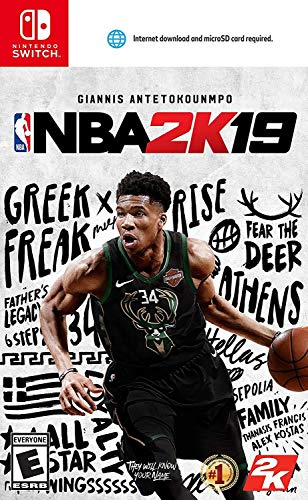 NBA 2K19 - Nintendo Switch Game Now $4.99 (Was $59.99)