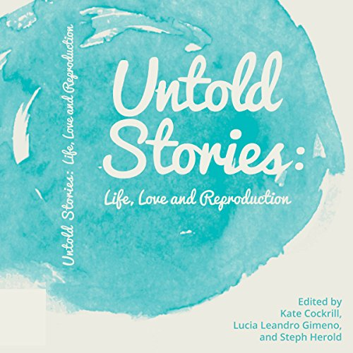 Untold Stories audiobook cover art