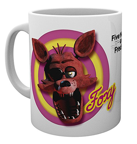GB Eye LTD, Five Nights at Freddys, Foxy, Taza