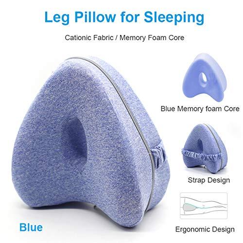 XIAMAZ Nekkussen voor de lokalisatie van de benen van orthopedisch schuim Allevia La Sciatica ademend multifunctioneel voor slaap