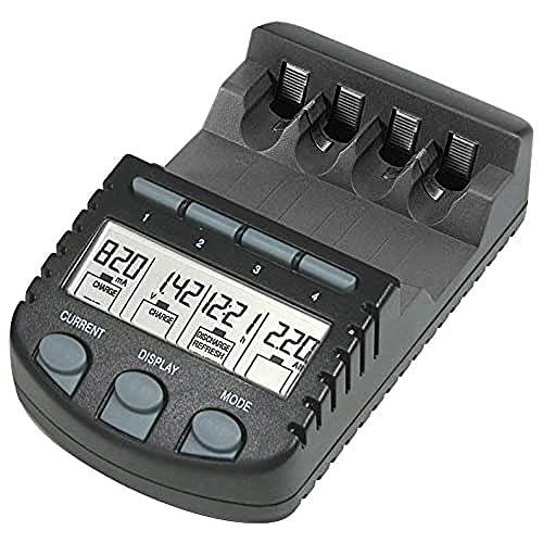 Technoline BC 700 Caricatore per batterie, colore: Nero...