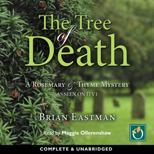 The Tree of Death audiobook cover art