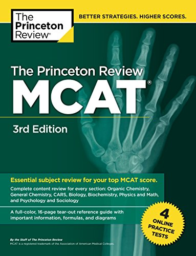 Top mcat questions for 2020