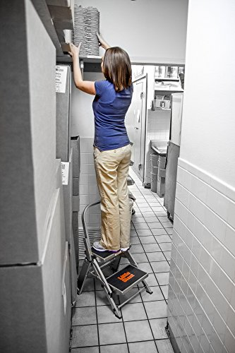 Little Giant 2 Tread Safety Step Ladder | Folding Step Stools