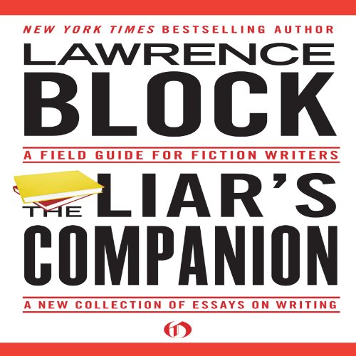 The Liar's Companion audiobook cover art