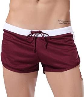 Men's Summer Shorts Fitness Bodybuilding Fashion Casual Short Pants
