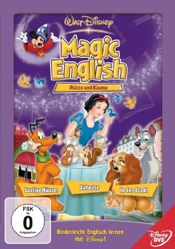 Magic English - Plätze und Räume [Alemania] [DVD]