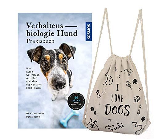 YellowMedia Biologia comportamentale per cani – Manuale di pratica: con borsa da ginnastica per cani e palla per la cura dei denti, educazione dei cani