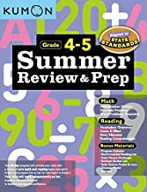 Summer Review & Prep: 4-5