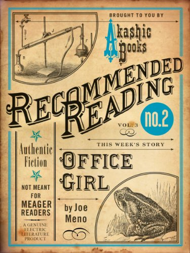 Office Girl: An Excerpt (Electric Literature's Recommended Reading Book 3)