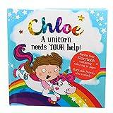 Mi nombre Libros de cuentos mágicos - Chloe