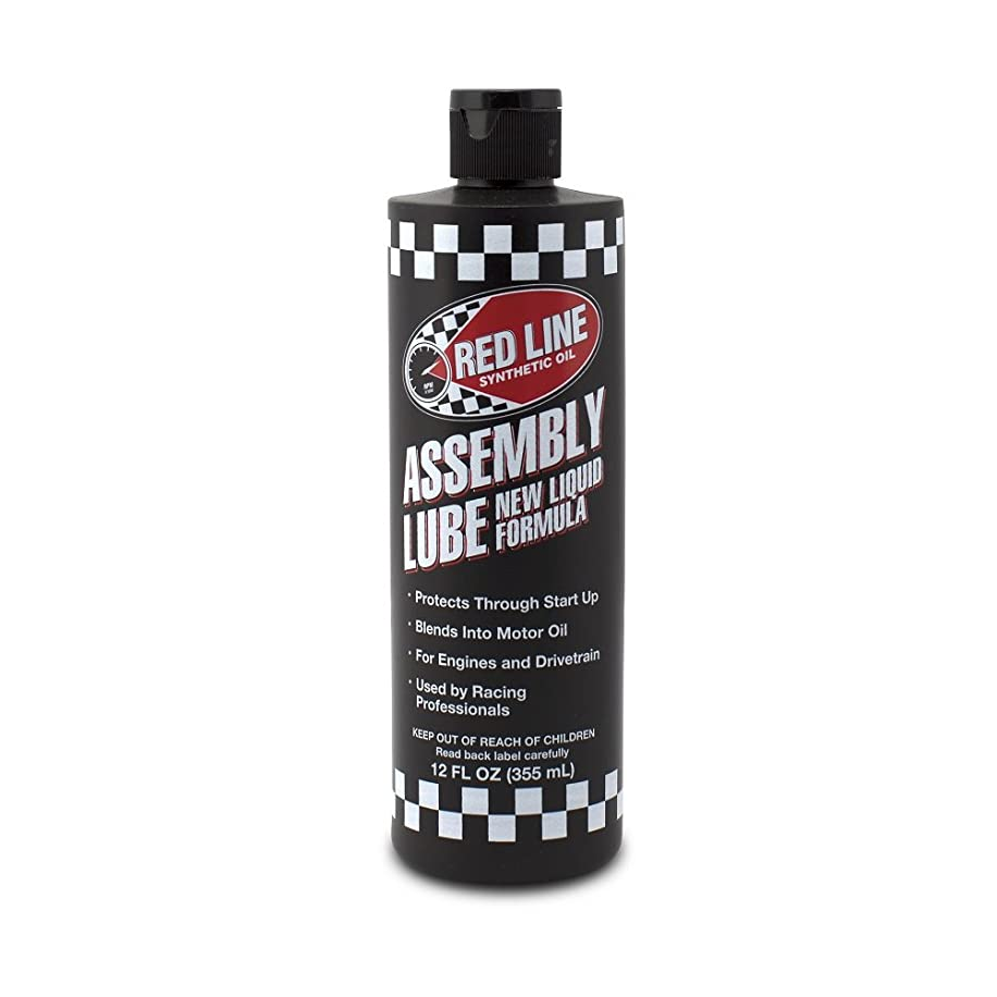 Red Line 80319 Liquid Assembly Lube, 12 Ounce, 1 Pack