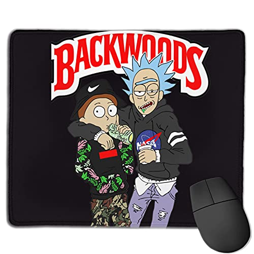 Backwoods Mouse Pad Non-Slip Rubber Mouse Pad for Computers Laptop 2530