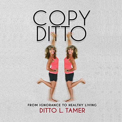 Copy Ditto audiobook cover art