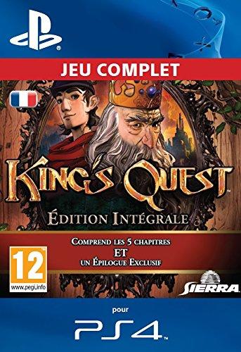 King's Quest: The Complete Collection [Jeu Complet] [Code Jeu PSN PS4 - Compte français]