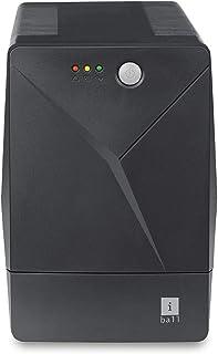 iBall Nirantar UPS-1170 1KVA Uninterrupted Power Supply   Double Battery   Auto Restart (Black)