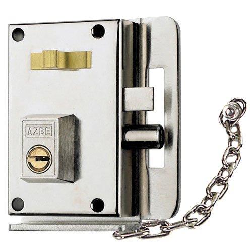 AZBE 3012165 Cerradura Seguridad.10-cf-hn/hs3/70/izquierda