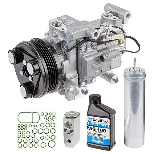 AC Compressor & A/C Kit For Mazda 3 5 Mazda3 Mazda5 - BuyAutoParts 60-81160RK NEW