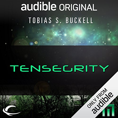 Tensegrity audiobook cover art