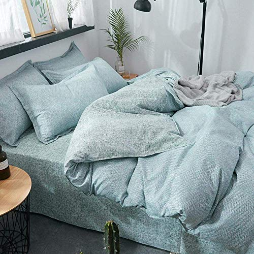 Fulinmen Printed Duvet Cover Set,Starry Three Quilted Universe 3D Bedding-X2.0m