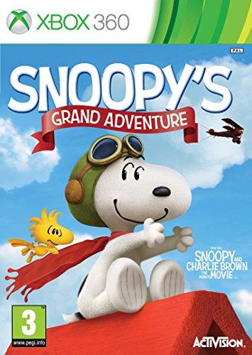 Activision The Peanuts Movie: Snoopy's Grand Adventure, Xbox 360 Básico Xbox 360 vídeo - Juego (Xbox 360, Xbox 360, Plataforma, Modo multijugador, E (para todos))