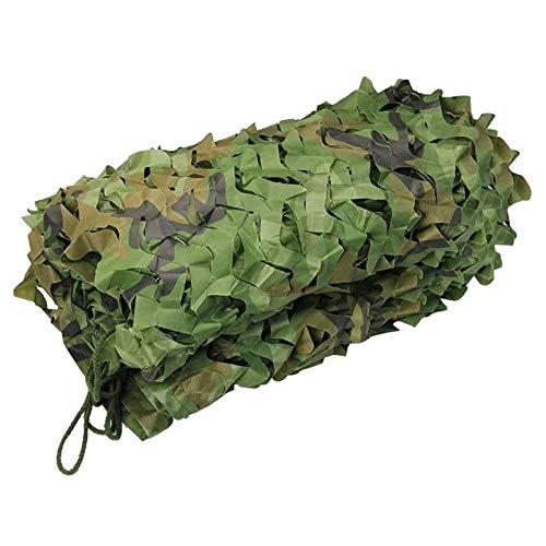 Militar Serie Red Lona De Camuflaje De Bosque, Red De Camuflaje Táctica, Rollo De Malla De Camuflaje, Army Jungle Red De Camuflaje, Caza Camping Bosque CS Caza Militar Decora(Color:10x12m/32.8x39.3ft)