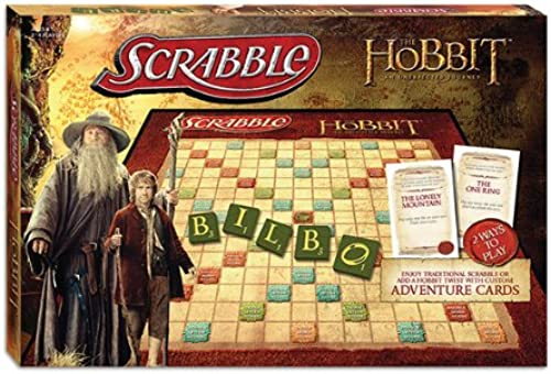 Scrabble  The Hobbit