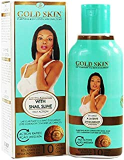 Gold Skin Clarifying Body Lotion With Snail Slime 450ml