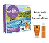 VIVABOX Caja Regalo -2 DÍAS SÚPER Relax- 1.850 estancias. Incluye un Regalo
