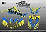 Extreme Graphics Kit Pegatinas Suzuki LTZ 400 Full Cover