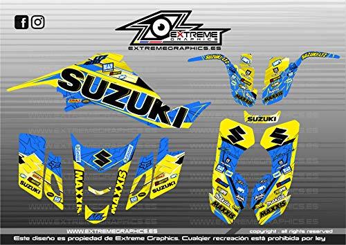 Extreme Graphics Kit Pegatinas Suzuki LTZ 400 Full Cover