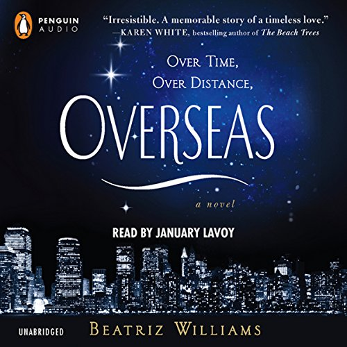 Overseas audiobook cover art