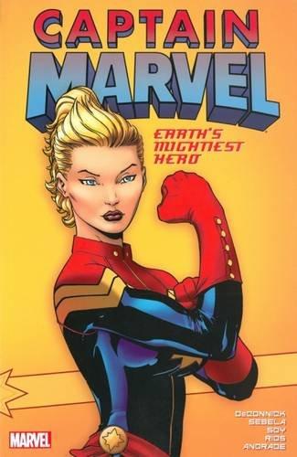 Captain Marvel: Earth's Mightiest Hero, Volume 1