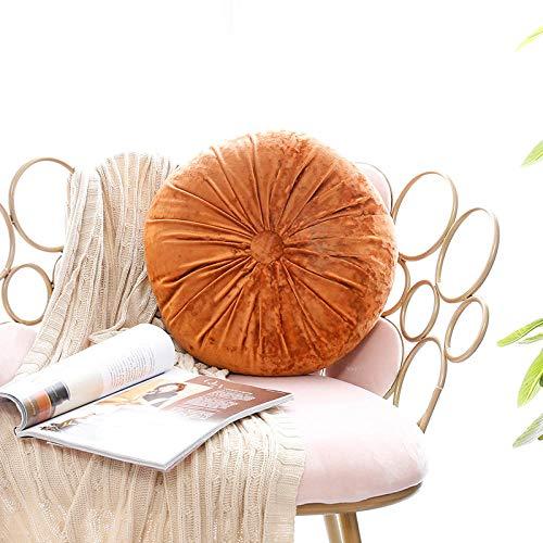 Cojín Naranja Sofa marca QIROG