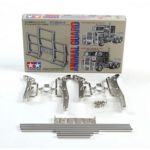 TAMIYA 56506 - 1:14 Rammschutz für US-Trucks, Funktionsmodellbau und Zubehör