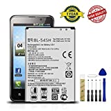 for AT&T LG G3 Vigor D725 Replacement Battery BL-54SH Free Adhesive Tool