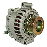 DB Electrical AFD0106 Alternator Compatible With/Replacement For Ford E Van 2004 2005 2006 2007 2008 2009 2010, 6.0L Diesel Ford F150 F250 F350 Pickup 2003 2004 2005 BAL7606X