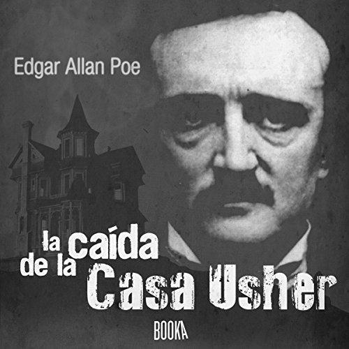 La Caída de la Casa Usher audiobook cover art