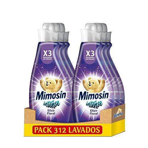 Mimosin Intense Suavizante Concentrado Elixir Floral 52 lava