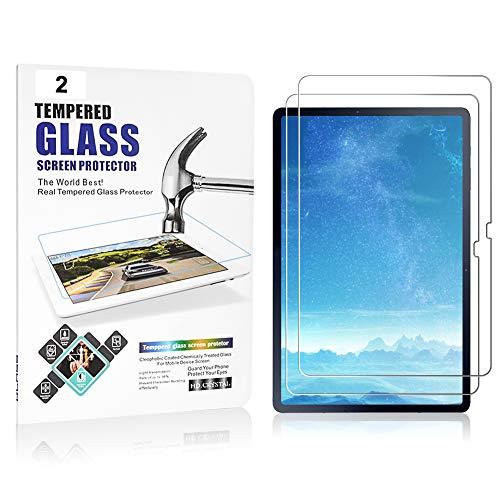 J&D Compatible para Samsung Galaxy Tab S7 +/Tab S7 Plus Protector de...