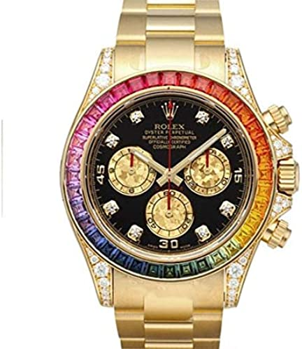 Rol Ex Gold Stainless Steel Analog Automatic Mechanical Self Wind Men S Watch